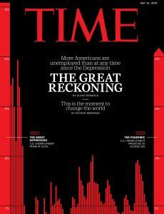 Time USA – May 18, 2020
