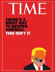 Time USA – May 25, 2020