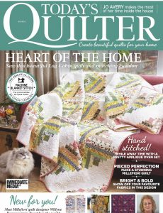 Today's Quilter – June 2020