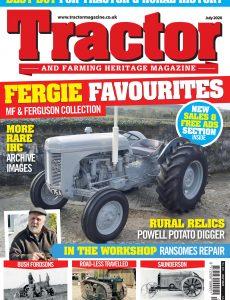 Tractor & Farming Heritage Magazine – July 2020