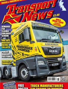 Transport News – June 2020