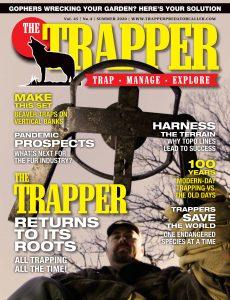 Trapper & Predator Caller – Summer 2020