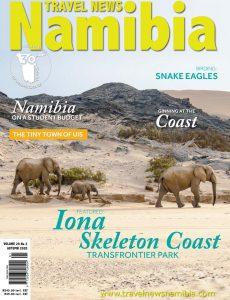 Travel News Namibia – Autumn 2020