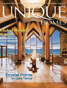 Unique Homes – Global 2019