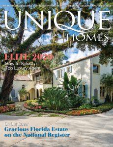 Unique Homes – Spring 2020
