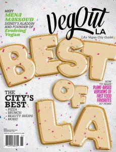 VegOut LA Magazine – Spring-Summer 2020