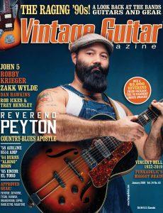 Vintage Guitar – January 2020