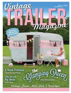 Vintage Trailer Magazine – May-June 2020
