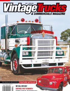 Vintage Trucks & Commercials – May-June 2020
