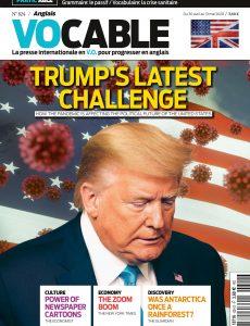 Vocable Anglais – 30 avril 2020