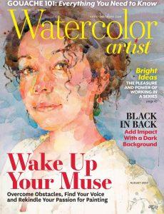 Watercolor Artist – August 2020