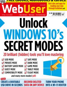 WebUser – Issue 502, 27 May 2020