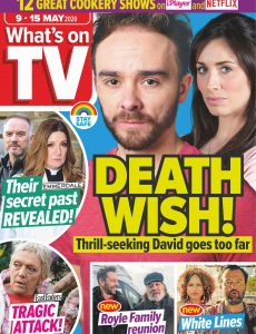What's on TV – 09 May 2020