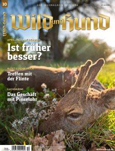 Wild und Hund – 20 Mai 2020