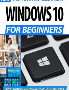 Windows 10 For Beginners – 2nd Edition 2020