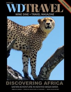 Wine Dine & Travel – Spring 2020 (Safari Edition)