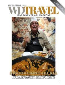 Wine Dine & Travel – Winter-Spring 2020