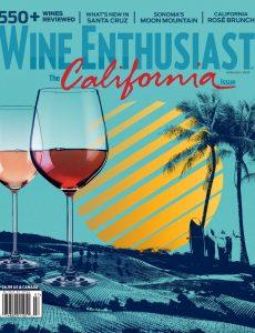 Wine Enthusiast – June-July 2020