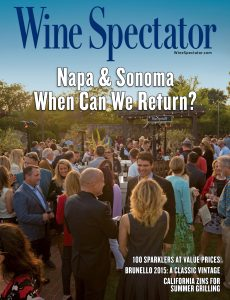 Wine Spectator – June 15, 2020