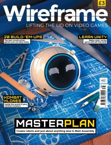 Wireframe – Issue 38 2020