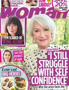 Woman UK – 01 June 2020