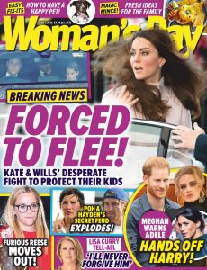 Woman's Day New Zealand – June 01, 2020