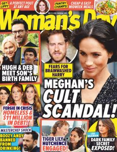 Woman's Day New Zealand – May 25, 2020