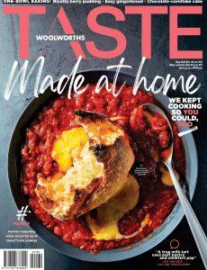 Woolworths Taste – May 2020