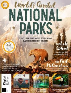 World's Greatest National Parks – 8th Edition 2020