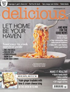 delicious UK – May 2020