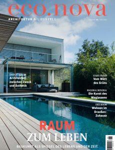eco nova – Spezial Architektur & Lifestyle Mai 2020