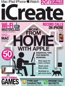iCreate UK – Issue 212, 2020