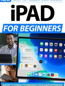 iPad For Beginners – 2nd Edition, 2020