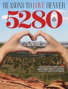5280 Magazine – July 2020