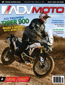 Adventure Motorcycle (ADVMoto) – July-August 2020