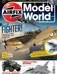 Airfix Model World – Issue 116 – July 2020