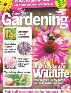 Amateur Gardening – 04 July 2020