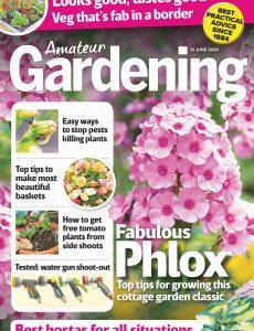 Amateur Gardening – 13 June 2020