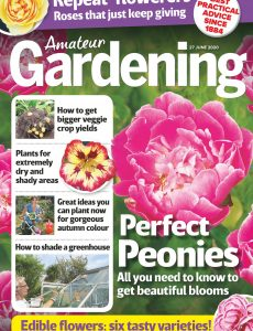 Amateur Gardening – 27 June 2020
