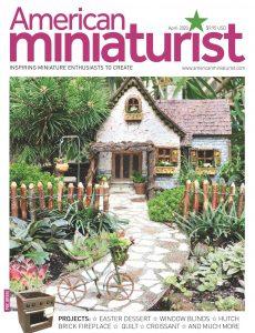 American Miniaturist – April 20