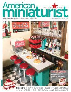 American Miniaturist – February 2020