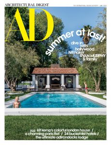 Architectural Digest USA – June 2020