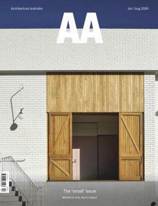 Architecture Australia – July-August 2020