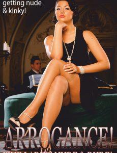 Arrogance Adult Photo Magazine – June 2020