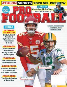 Athlon Sports – June 2020