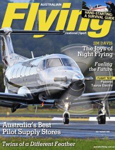 Australian Flying – July-August 2020