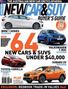 Australian New Car Buyer – May 2020