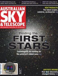 Australian Sky & Telescope – July 2020