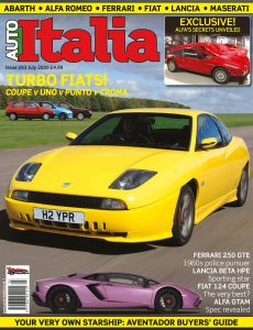 AutoItalia – Issue 293 – July 2020