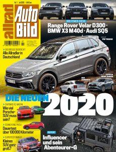 Auto Bild Allrad – Juli 2020